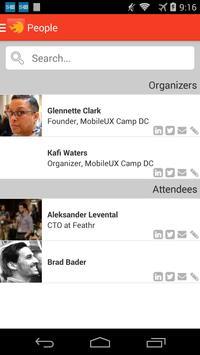 Mobile UXCamp 2014 screenshot 3