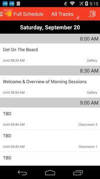Mobile UXCamp 2014 screenshot 2