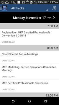 MEF GEN14 apk screenshot