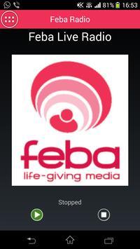 Feba Radio apk screenshot