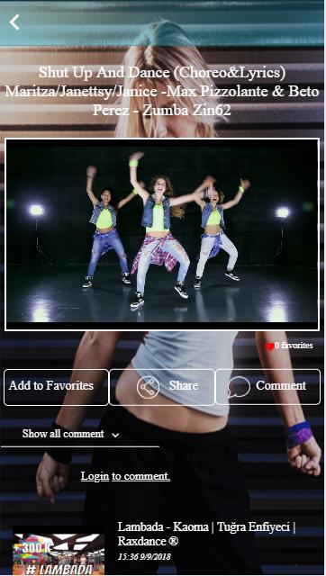 Zumba Dane Video Strong By Zumba For Android Apk Download