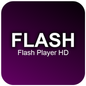 Flash Player HD - All Format icon