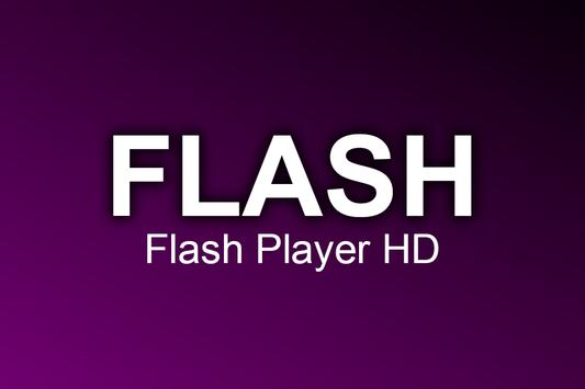 Flash Player HD - All Format poster