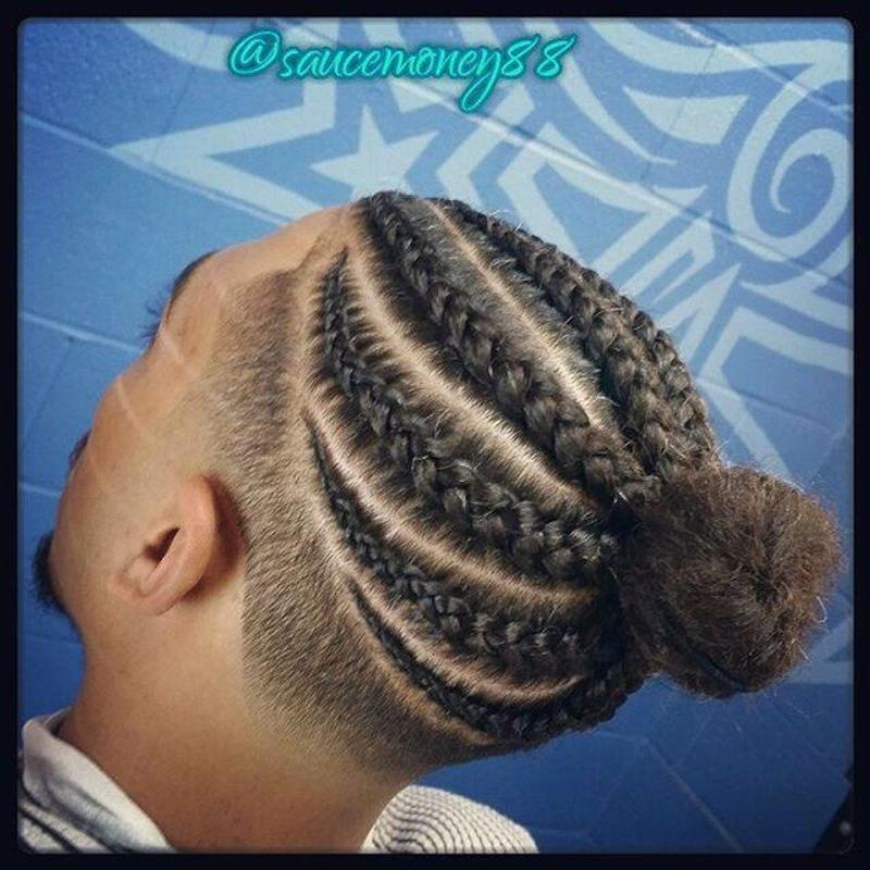Men Long Hairstyles Braid: Braids Hairstyles For Black Men For Android