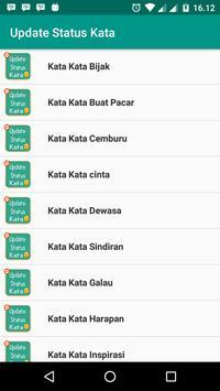 Update Status Kata Apk App تنزيل مجاني لأجهزة Android
