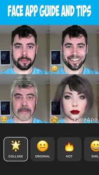 New FaceApp Guide Tips screenshot 2