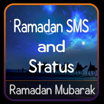 Ramadan SMS and Status poster