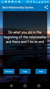 Best Relationship Quotes poster
