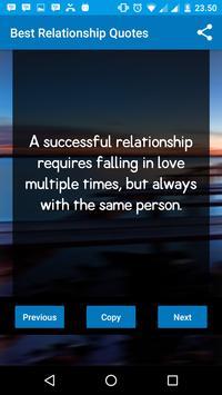 Best Relationship Quotes screenshot 1