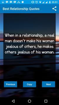 Best Relationship Quotes screenshot 2