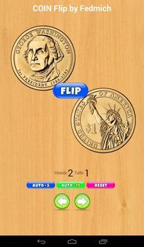 Coin Flip screenshot 1