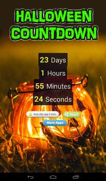 Halloween Countdown apk screenshot