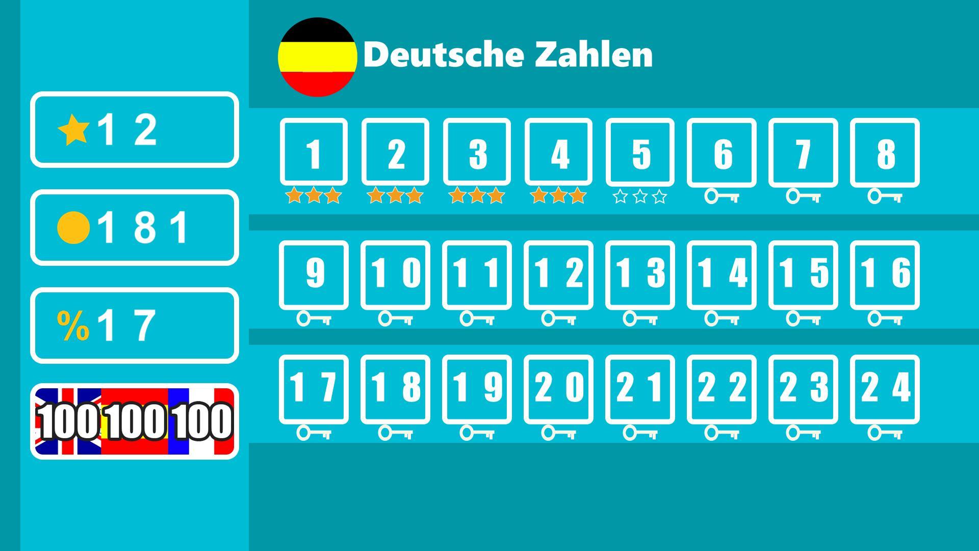 Memorise German Numbers for Android - APK Download