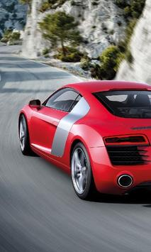 Themes Audi R8 poster