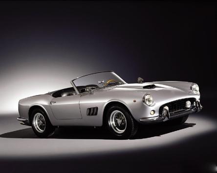 Themes Ferrari 250 apk screenshot