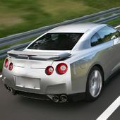 Themes Nissan GT icon