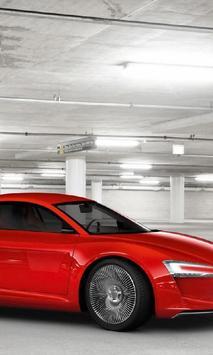 Wallpapers Audi E Tron poster