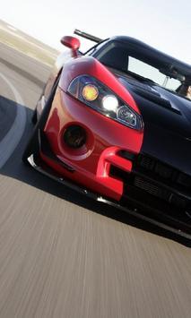 Wallpapers Dodge Viper SRT ACR poster