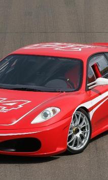 Wallpapers Ferrari F430 poster