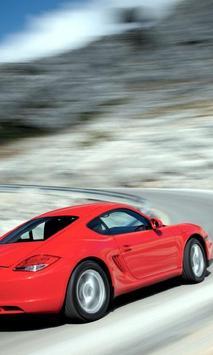 Wallpapers Porsche Cayman apk screenshot