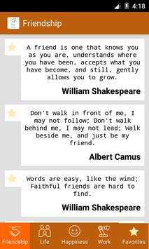 Quotes and Sayings poster
