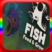 Feed a Fish & Grow アイコン