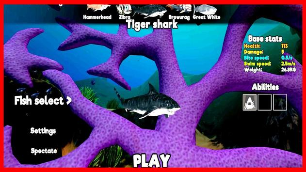 Feed and Grow: Fish : フラシュゲーム置き場