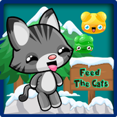 Feed the cats icon