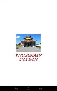 Ivolginsky Datsan apk screenshot