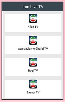 Iran Live TV poster