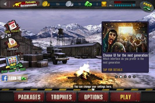 Zombie Frontier 3: 狙擊兵 FPS apk 截圖