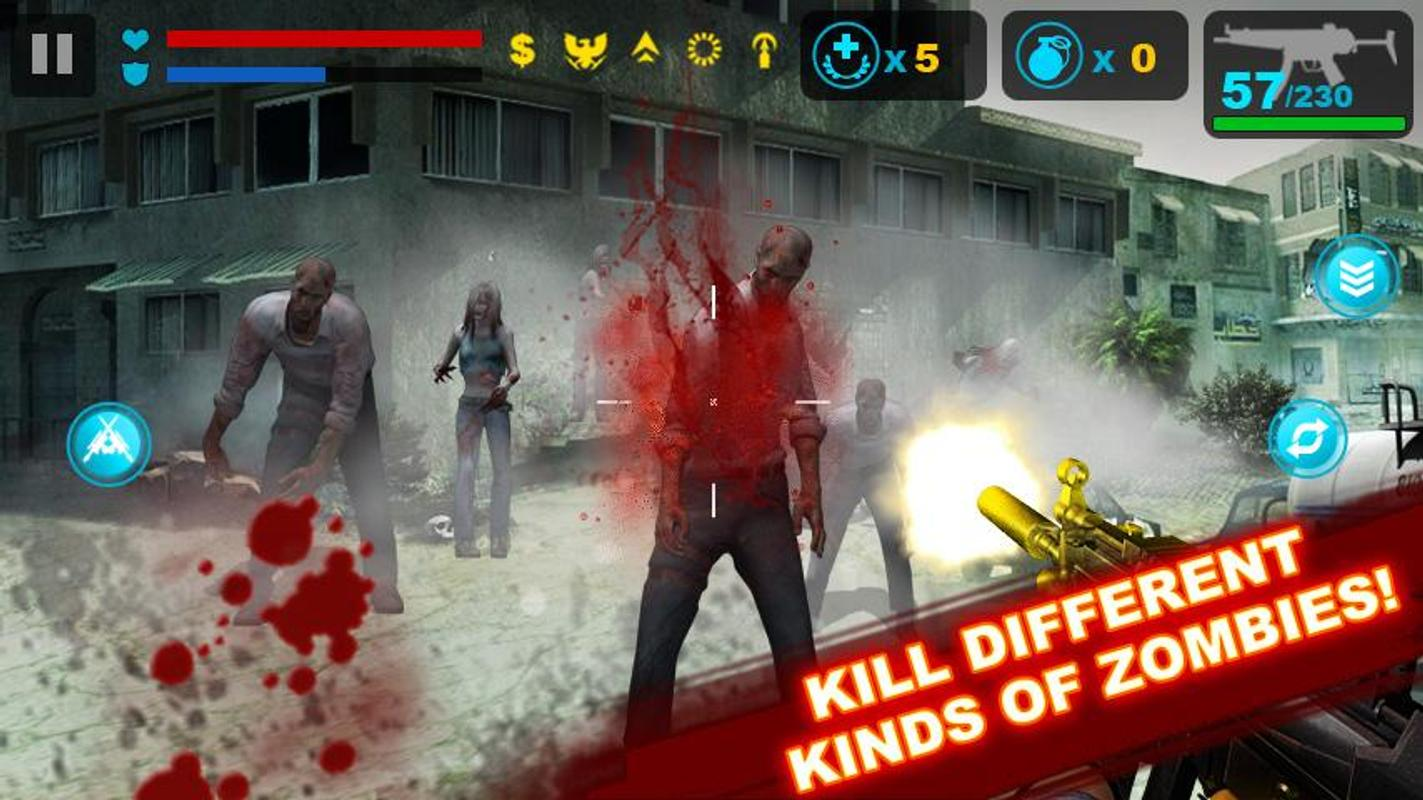 download zombie frontier 3d mod apk ios