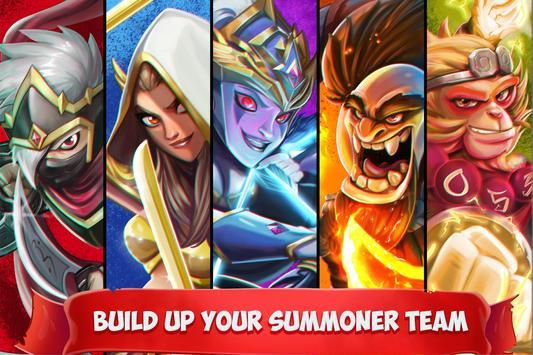 Epic Summoners imagem de tela 2
