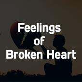 Feelings of Broken Heart icon