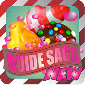 Guide CANDY Crush SAGA New icon