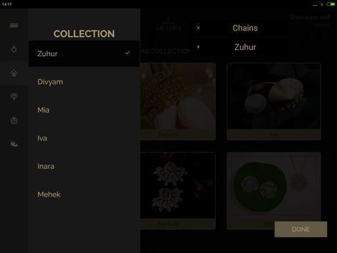 Tanishq Galleria apk screenshot