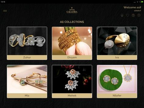 Tanishq Galleria apk screenshot