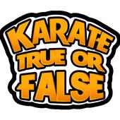 Karate TrueOrFalse icon