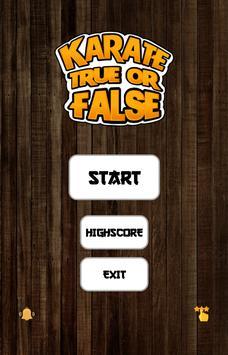 Karate TrueOrFalse screenshot 12