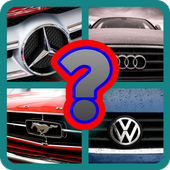 2018 Car Logos Quiz icon