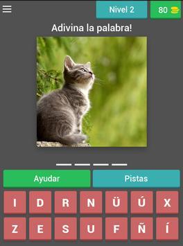 1 Fotos 1 Palabra en Español apk screenshot