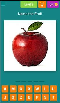Name the Fruit apk screenshot