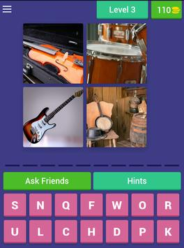 4 Photos 1 Word ~ ULTIMATE Word Quiz screenshot 11