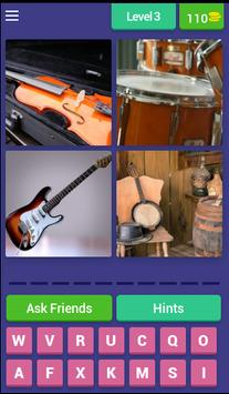 4 Photos 1 Word ~ ULTIMATE Word Quiz screenshot 3