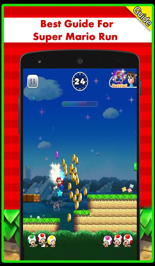 Guide for Super Mario Run Game for Android - APK Download
