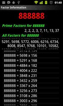 Multiplication Tables Legacy screenshot 1