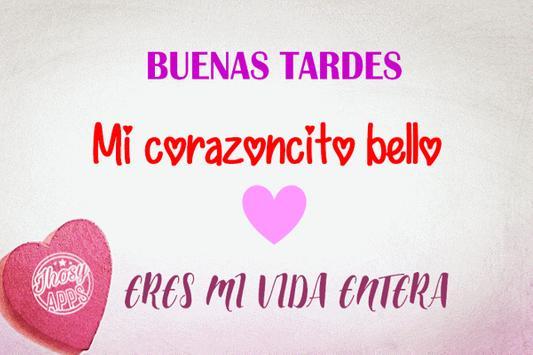 Feliz Tarde Mi Amor Frases De Buenas Tardes For Android Apk Download
