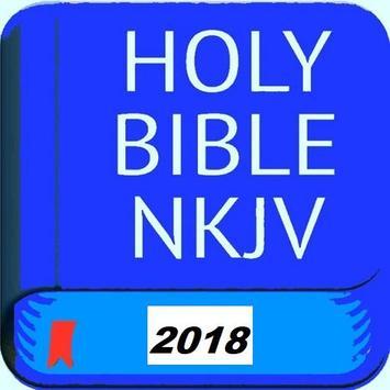 Holy Bible nkjv(Offline) poster