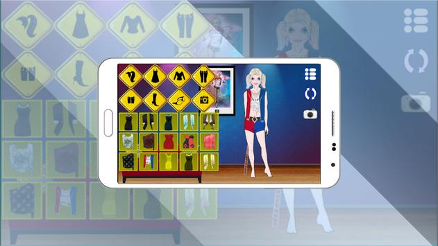 Harley Dress up apk screenshot