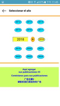 Calendario Colombia 2020.Calendario Festivo Colombia For Android Apk Download